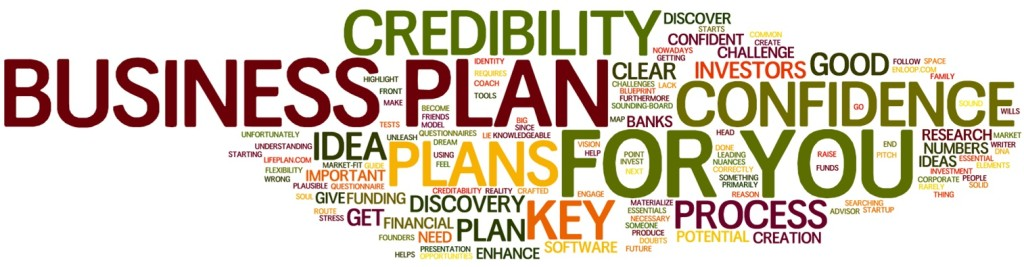 Blog # 1 - Picture - Business plans is the process not the end.